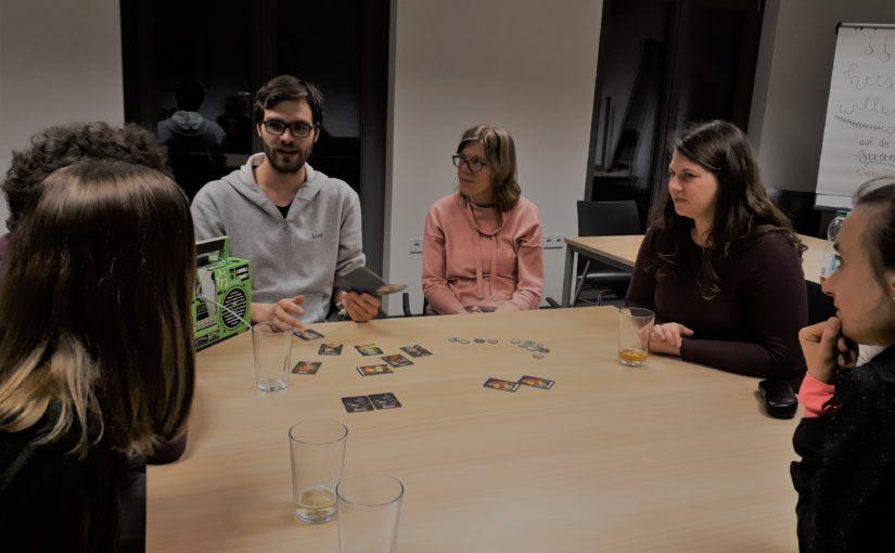 Lustige Spielenacht in Münster