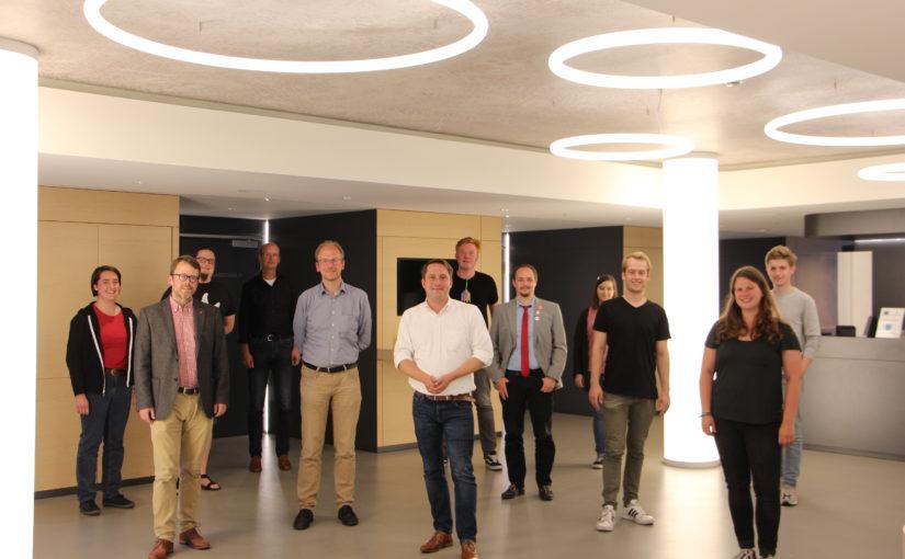 #ihaveastream – Online-Austausch zur Kommunalwahl in Münster